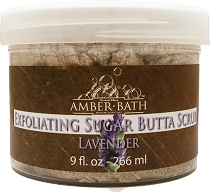 Exfoliating Sugar Butta Scrub - Lavender