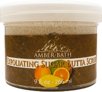 Exfoliating Sugar Butta Scrub - Vanilla Orange