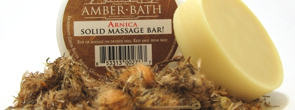 Arnica Massage Bar