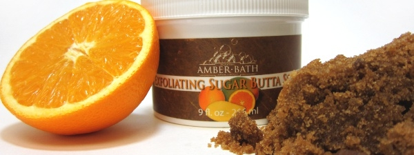 Citrus Exfoliating Sugar Butta