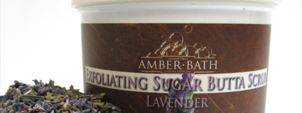 Lavender Exfoliating Sugar Butta