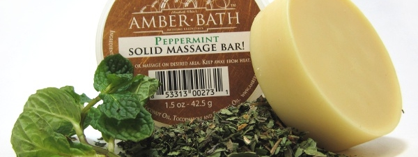 Peppermint Massage Bar