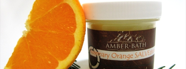 Rosemary Orange Salve