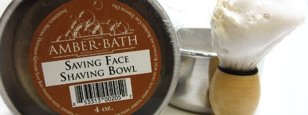 Saving Face Shaving Bowl Glycerin Soap