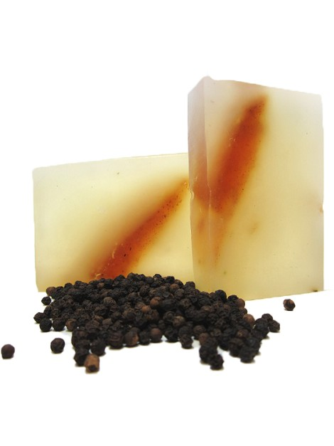 Patchouli and Black Pepper Glycerin Soap