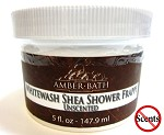 Shea Shower Frappe - White Wash Unscented