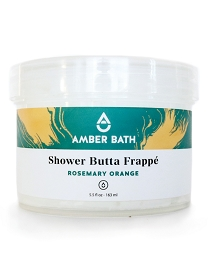 Shower Butta Frappe - Rosemary Orange