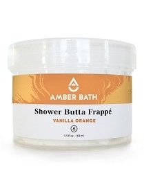 NEW! Shower Butta Frappe - Vanilla Orange