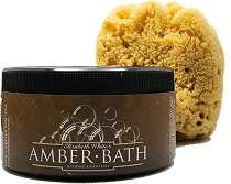 Sluff Cleansing Cream & Sea Sponge